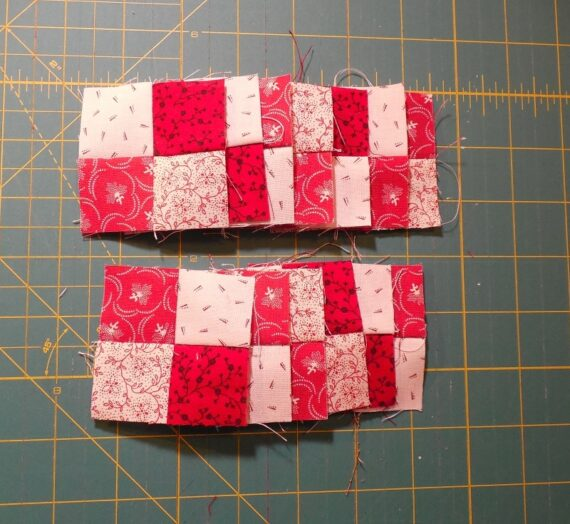 Mystery Quilts & New Beginnings